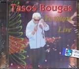 CD image TASOS BOUGAS / TO PARTI LIVE