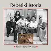 CD image for REBETIKI ISTORIA / REBETIKA SONGS OF GREECE