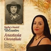 CD image for ΑΝΑΣΤΑΣΙΑ ΧΡΙΣΤΟΦΙΛΑΚΗ / ΣΤΕΛΛΑ ΧΑΣΚΙΛ - STELLA S HASKIL BELCANTOS