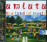CD image AMIATA / THE LAND OF MUSIC