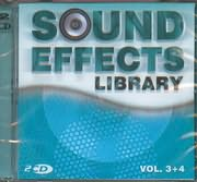 CD image SOUND EFFECTS LIBRARY / VOL 03 - 04 (2CD)
