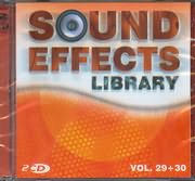 CD image SOUND EFFECTS LIBRARY / VOL 29 - 30 (2CD)