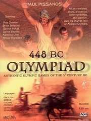 OLYBIADA 448 P.H. (OLYMPIAD 448 BC) - (DVD VIDEO)