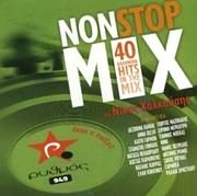 CD image 40 NON STOP MIX BY NIKOS HALKOUSIS VOL.1 - (VARIOUS)