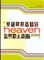 CD + DVD image HEAVEN 2008 - (CD + DVD)