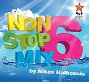 CD image NON STOP MIX BY NIKOS HALKOUSIS VOL.6 - (VARIOUS)