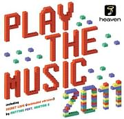 CD image PLAY THE MUSIC 2011 - (VARIOUS)