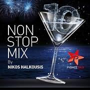 NON STOP MIX 10 BY NIKOS HALKOUSIS (ΡΥΘΜΟΣ 949) - (VARIOUS)