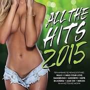 CD image ALL THE HITS 2015 - (VARIOUS)