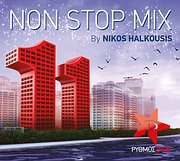 CD image NON STOP MIX VOL.11 BY NIKOS HALKOUSIS - (VARIOUS)