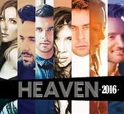CD image HEAVEN 2016 - (VARIOUS)