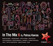 CD image IN THE MIX VOL.6 BY PETROS KARRAS - (VARIOUS)