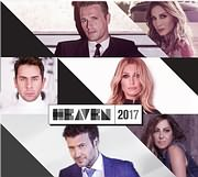 CD image for HEAVEN 2017 - (VARIOUS)