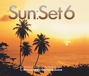CD image for SUN:SET 6 BY ALEXANDROS CHRISTOPOULOS - (VARIOUS)