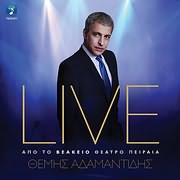 CD image for THEMIS ADAMANTIDIS / LIVE APO TO VEAKEIO THEATRO PEIRAIA