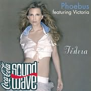 CD image VIKTORIA HALKITI - PHOEBUS / TELIA (CD SINGLE)