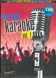 CD image for DVD KARAOKE / THE BEST VOL.1 - TA KALYTERA 24 ELLINIKA TRAGOUDIA (2 DVD)