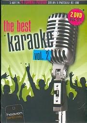 CD image for DVD KARAOKE / THE BEST VOL.2 - TA KALYTERA 24 ELLINIKA TRAGOUDIA (2 DVD)