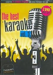 DVD image DVD KARAOKE / THE BEST VOL.3 - TA KALYTERA 24 ELLINIKA TRAGOUDIA (2 DVD)