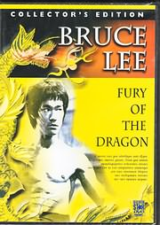 CD image for BRUCE LEE - FURY OF THE DRAGON (COLLECTOR S EDITION) - (DVD VIDEO)