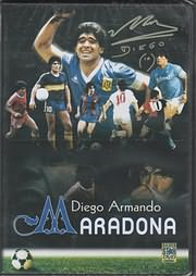 DVD VIDEO image MARADONA - DIEGO ARMANDO MARADONA DOCUMENTARY - (DVD VIDEO)
