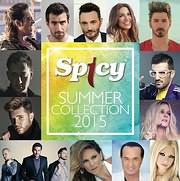 CD image SPICY SUMMER COLLECTION 2015 - (VARIOUS)