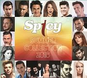 CD image SPICY SUMMER COLLECTION 2016 - (VARIOUS) (2 CD)