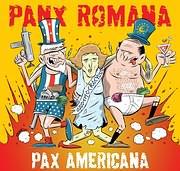 CD image for PANX ROMANA / PAX AMERICANA (CD+VIVLIO)