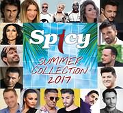 SPICY SUMMER COLLECTION 2017 - (VARIOUS) (2 CD)