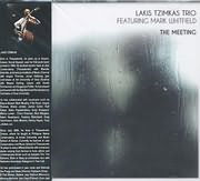 CD image for LAKIS TZIMKAS TRIO FEATURING MARK WHITFIELD / THE MEETING