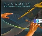 CD image DYNAMEIS / ALEXANDROS - RAKESH CHAURASIA