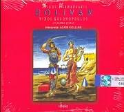 CD image NIKOS MAMANGAKIS / BOLIVAR - NIKOS EGGONOPOULOS UN POEMA GRIEGO - INTERPRETA ALKIS KOLLIAS