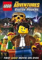 CD image for LEGO: OI PERIPETEIES TOU CLUTCH POWERS (LEGO: THE ADVENTURES OF CLUTCH POWERS) - (DVD VIDEO)