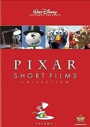 CD image for PIXAR MIKRA ARISTOURGIMATA (PIXAR SHORTS) - (DVD)
