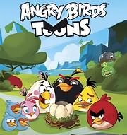 CD image for ANGRY BIRDS TOONS (VOLUME 1) - (DVD VIDEO)
