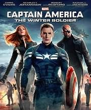 CAPTAIN AMERICA 2: O ���������� ��� ������� (THE WINTER SOLDIER) - (DVD VIDEO)