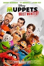 �� ������� ������������� (MUPPETS MOST WANTED) - (DVD VIDEO)