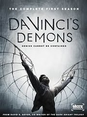 DA VINCI S DEMONS SERIES 1 PART A - (DVD VIDEO)
