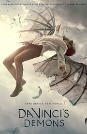 DA VINCI S DEMONS SERIES 1 PART B - (DVD VIDEO)