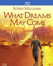 DVD VIDEO image BLU - RAY / WHAT DREAMS MAY COME - THA SE VRO STON PARADEISO (ROBIN WILLIAMS)