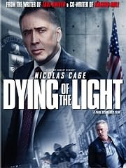 ����� ������ (DYING OF THE LIGHT) (PAUL SCHRADER - NICOLAS WINDING REFN - NICOLAS CAGE) - (DVD VIDEO)