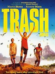 ��������� (TRASH) (STEPHEN DALDRY) - (DVD VIDEO)