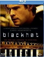 DVD VIDEO image BLU - RAY / BLACKHAT (MICHAEL MANN - CHRIS HEMSWORTH)