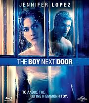 CD Image for BLU - RAY / THE BOY NEXT DOOR