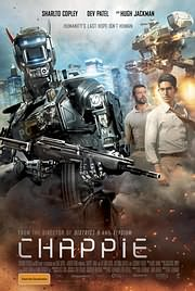 CHAPPIE (HUGH JACKMAN - SIGOURNEY WEAVER) - (DVD VIDEO)