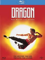 BLU - RAY / DRAGON: THE BRUCE LEE STORY - DRAGON: � ��� ��� ������ ��