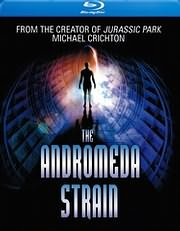 CD Image for BLU - RAY / THE ANDROMEDA STRAIN - ������ ��� �� ��������