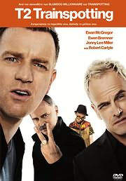 TRAINSPOTTING 2 - (DVD)