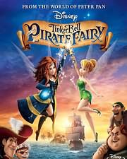 CD image for ΤΙΝΚΕΡΜΠΕΛ ΚΑΙ ΟΙ ΠΕΙΡΑΤΕΣ - TINKERBELL AND THE PIRATE FAIRY (DVD+POSTER) - (DVD)