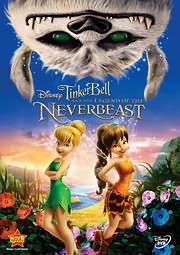 CD image for ΤΙΝΚΕΡΜΠΕΛ ΚΑΙ ΤΟ ΤΕΡΑΣ ΤΟΥ ΠΟΤΕ - TINKERBELL: LEGEND OF THE NEVERBEAST (DVD+POSTER) - (DVD)